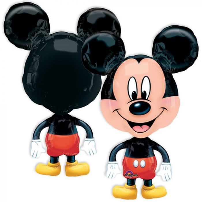 Balon folie Airwalker Mickey Mouse 53x76cm DB26369 0