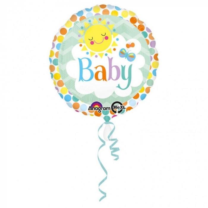 Balon Folie Baby 45 cm 1 buc DB30751 0