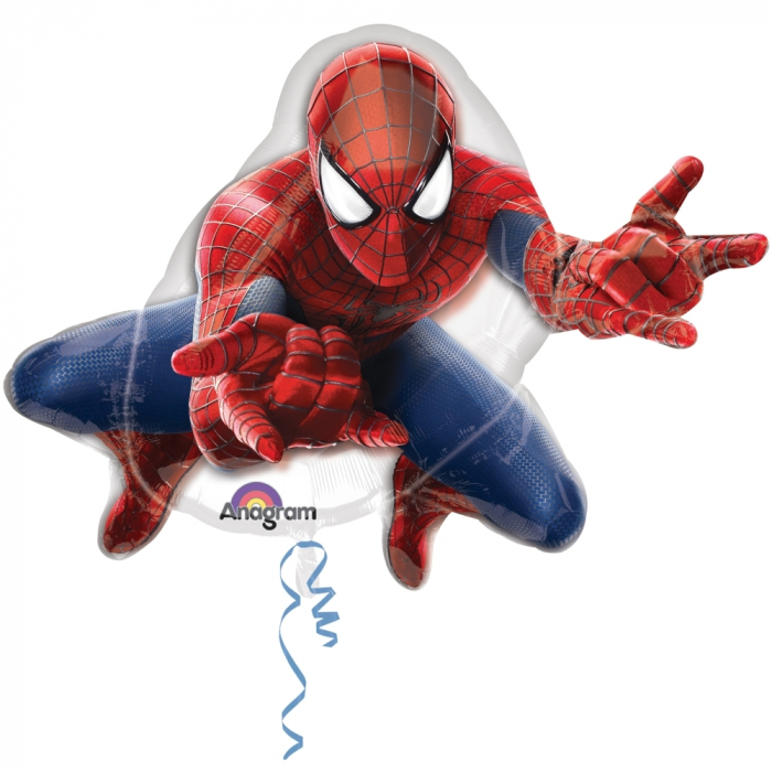Balon folie figurina amazing spiderman 96x73cm DB2866502 0