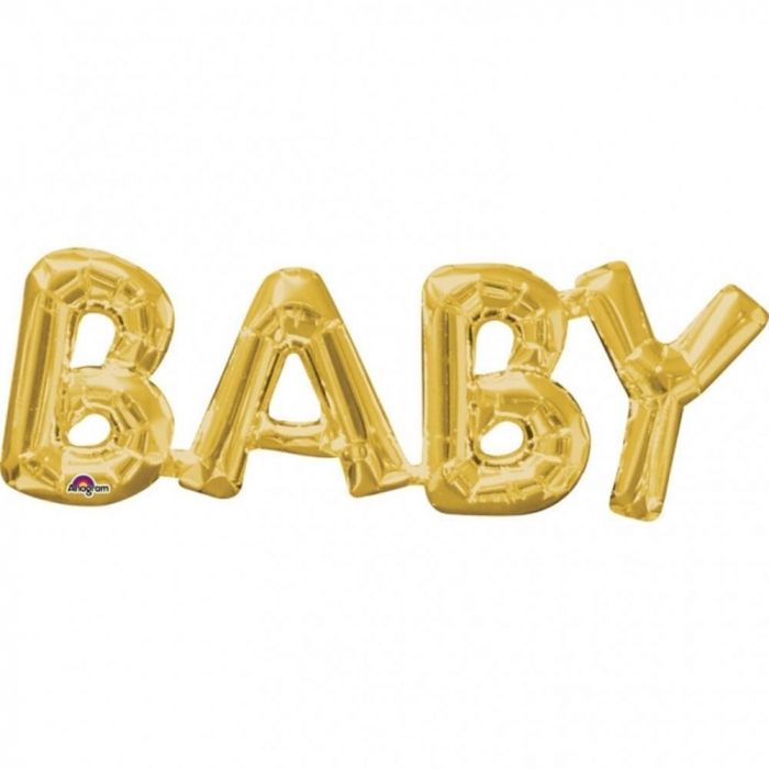Balon Folie Figurina Baby 66x22 cm DB33763 0