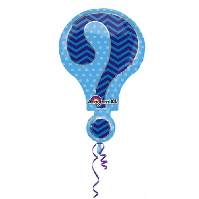 Balon Folie Figurina Genul Copilului 45x71cm 1 buc DB28798 [0]