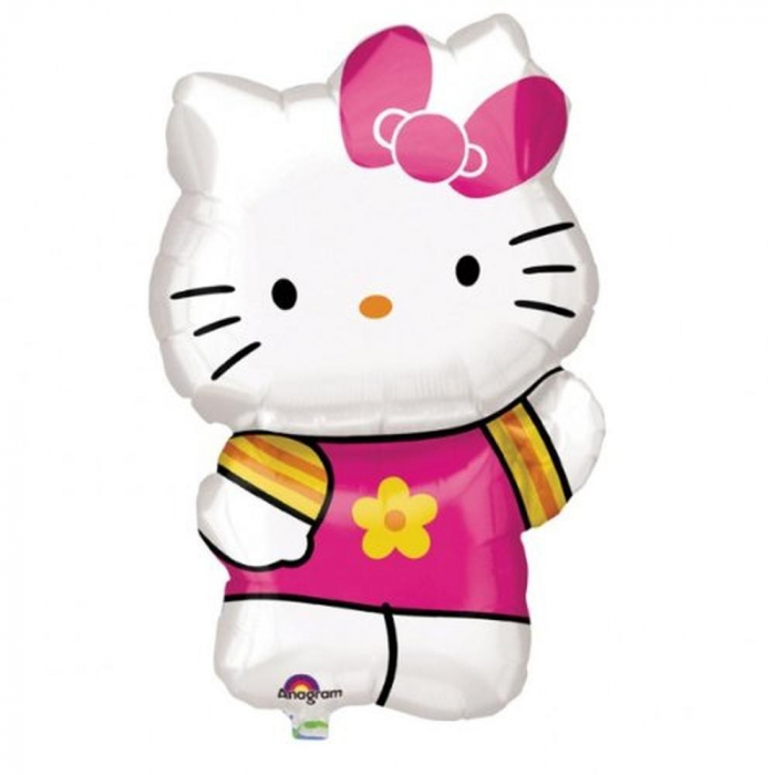 Balon folie figurina Hello Kitty 41x63cm DB27476 0
