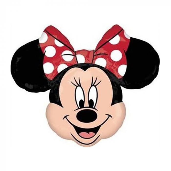 Balon Folie Figurina Minnie Mouse 60x60 cm 1 buc DB31550st 0