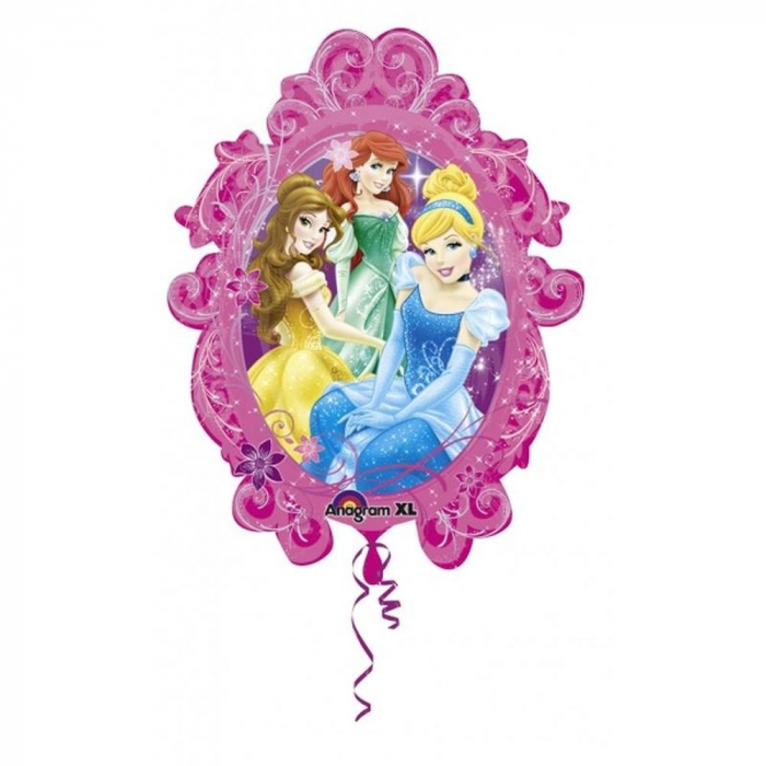 Balon Folie Figurina Printesele Disney 66x78 cm 1 buc DB27149 0