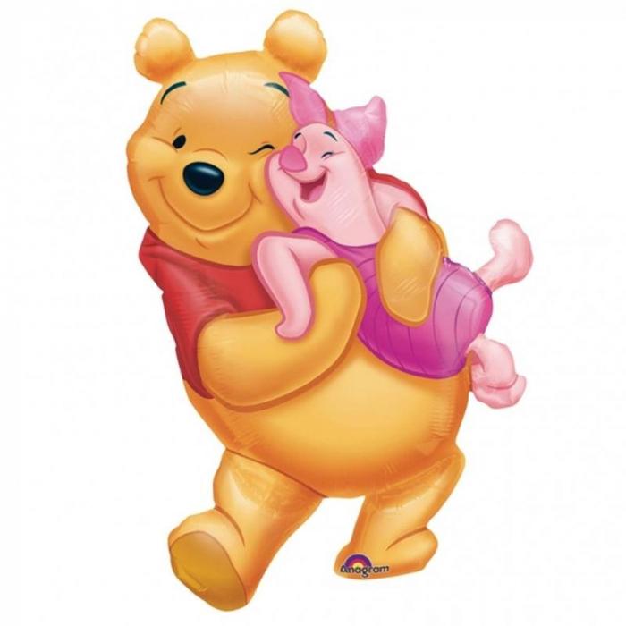 Balon folie figurina Winnie the Pooh 51x81cm DB07771 0
