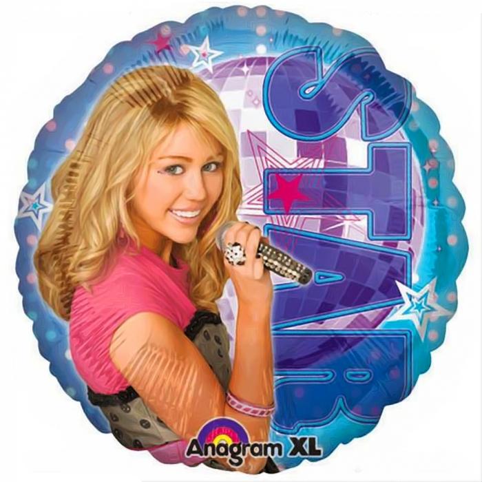 Balon Folie Hannah Montana Rock Star 45 cm 1 buc DB18220 [0]