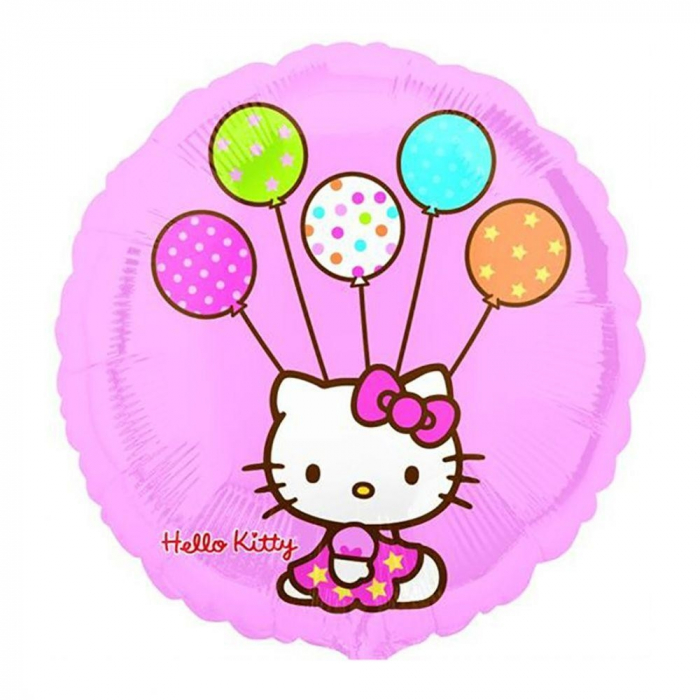 Balon Folie Hello Kitty 45 cm 1 buc DB22952 0