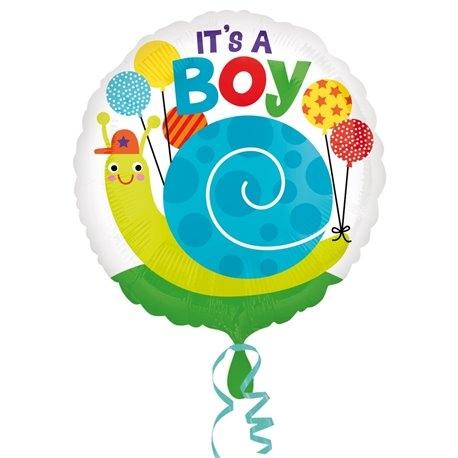 Balon Folie It`s A Boy 45 cm 1 buc DB33646 0