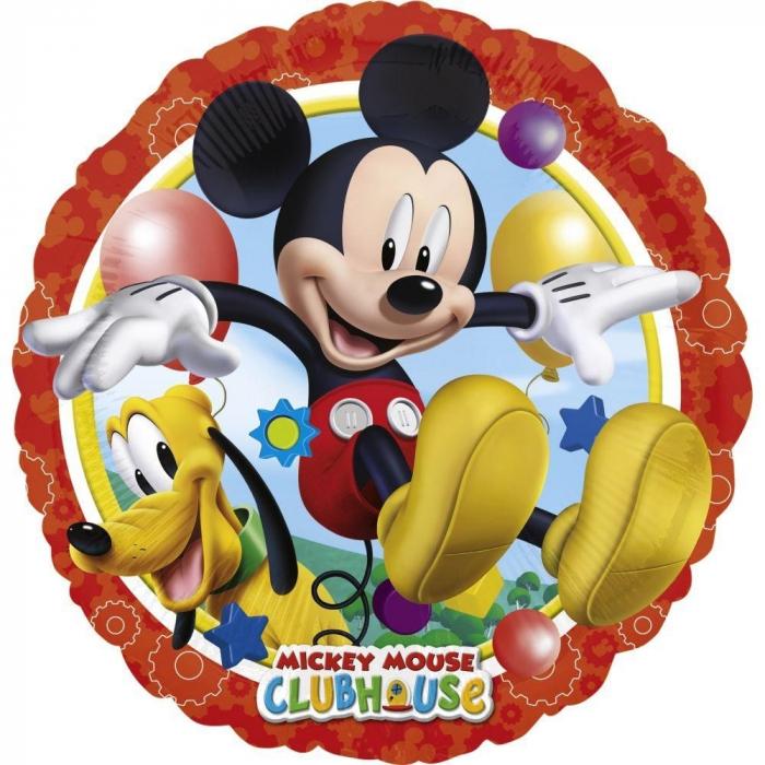 Balon Folie Mickey Mouse Pluto 45 cm 1 buc DB26356 0