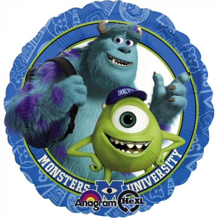 Balon Folie Monsters University 45 cm 1 buc DB27154 0