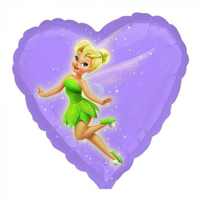 Balon Folie Tinkerbell Disney 45 cm 1 buc DB22946 [0]