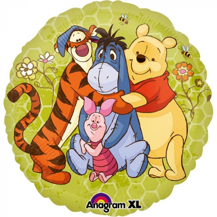 Balon Folie Winnie The Pooh 45 cm 1 buc DB2232102 [0]