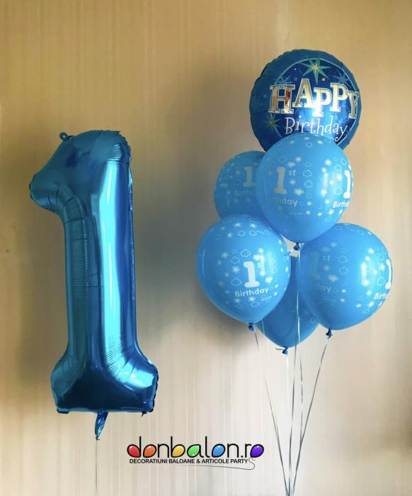 Buchet 1st Birthday  DBB37919 [0]