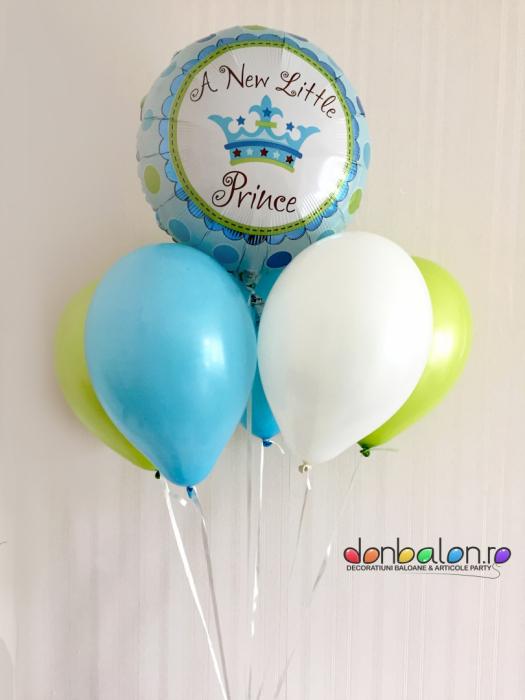 Buchet baloane A new little Prince DBB201 1