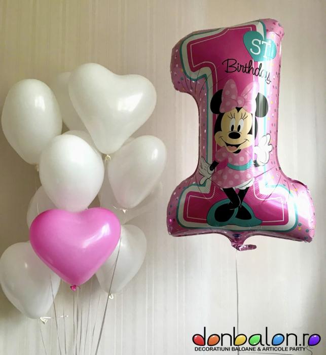 Buchet  Minnie First Birthday DBB34352 [0]