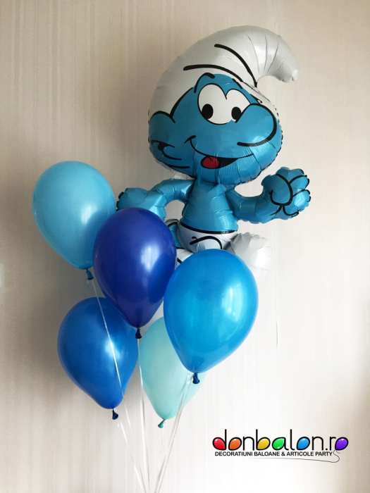 Buchet Strumf Blue DBB27554 0