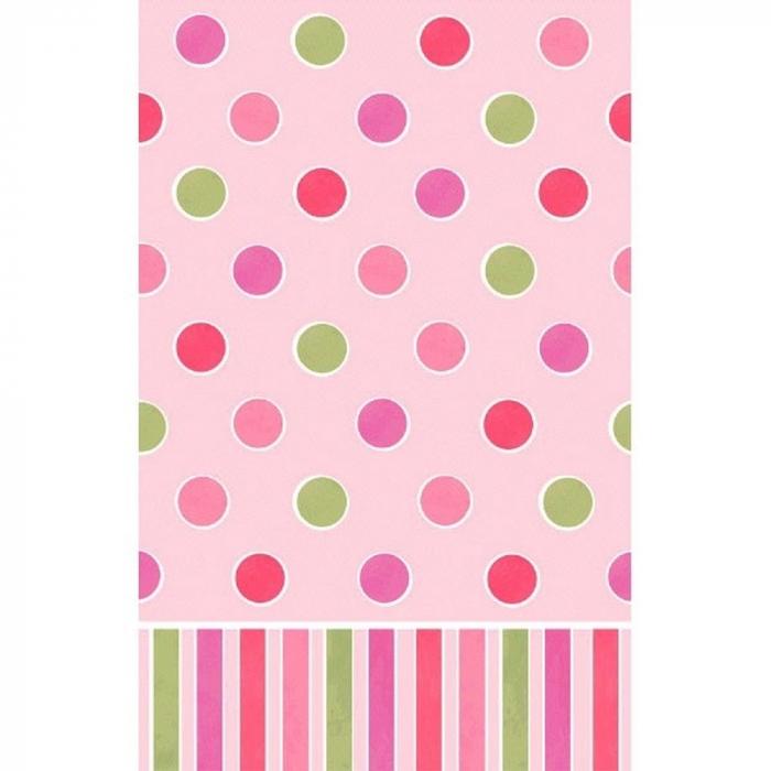 Fata De Masa Din Plastic Pentru Petrecere Copii Little Princess 180x120 cm 1 buc DB579457 0