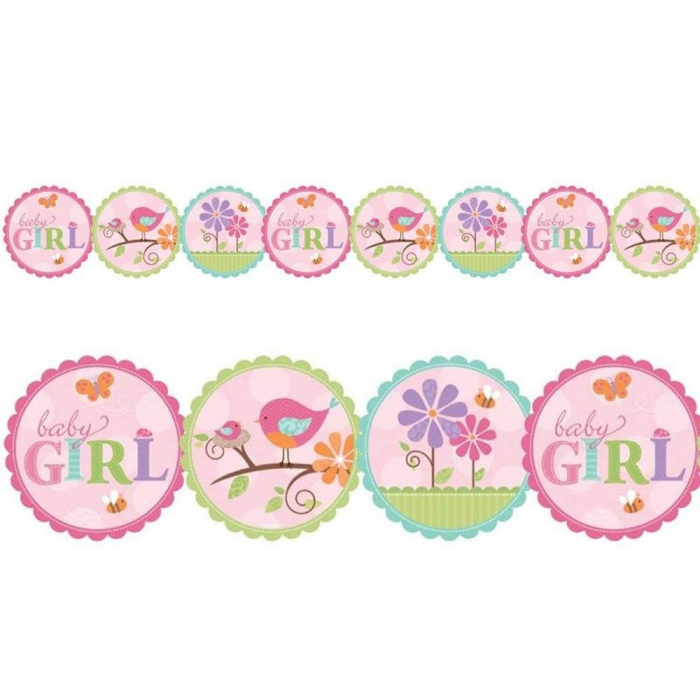 Ghirlanda Baby Girl 2.4 m DB221116 0