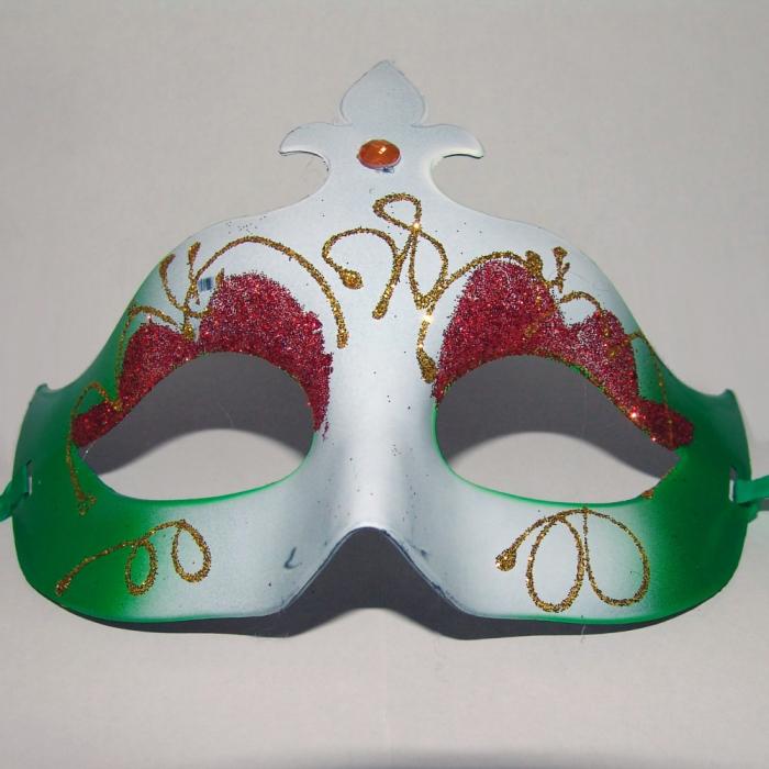 Masca venetiana pentru petrecere diverse modele 1 buc DBSMFITC36  2