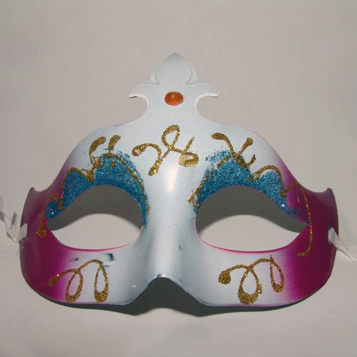 Masca venetiana pentru petrecere diverse modele 1 buc DBSMFITC36  3