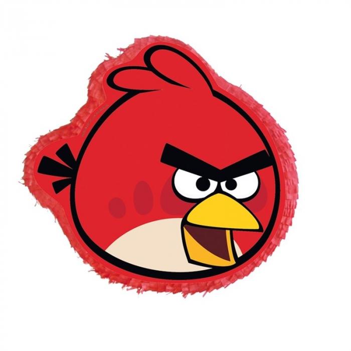 Pinata Angry Birds-Red DB34121  0