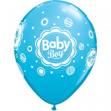Baloane latex baby boy asortate DB185061