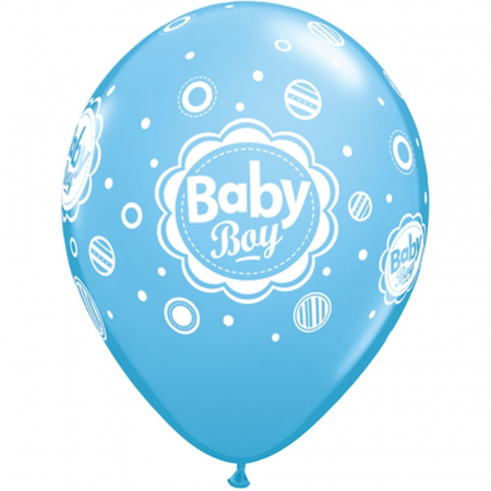 Baloane latex baby boy asortate DB185062