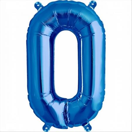Litera Albastra Foil Balloons 1 buc 41 cm DBNB0053115