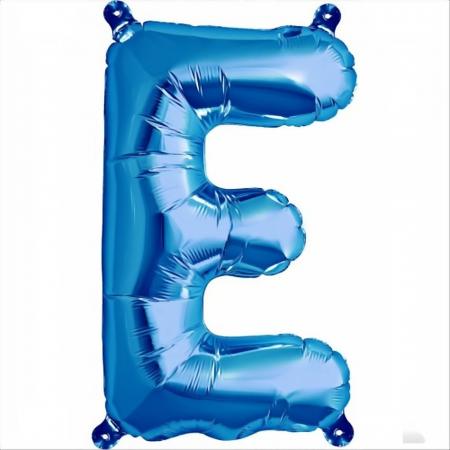 Litera Albastra Foil Balloons 1 buc 41 cm DBNB005315