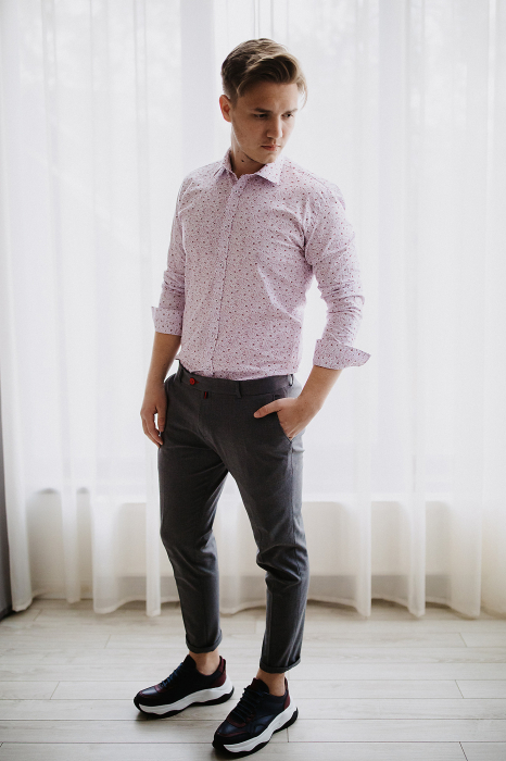 Pantaloni SLIM FIT 1