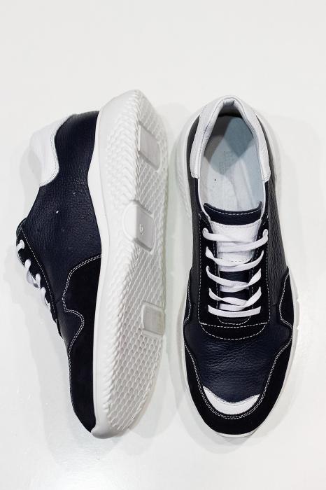 Pantofi Sport talpa alba 2