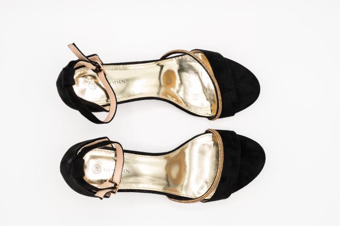 Sandale elegante GOLD [3]