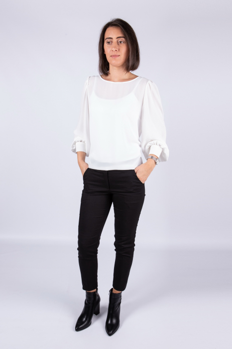 Bluza WHITE de dama [1]