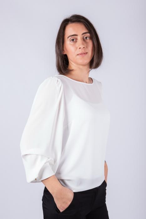 Bluza WHITE de dama [2]