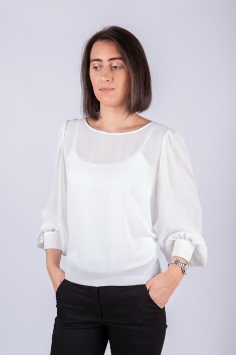 Bluza WHITE de dama [0]