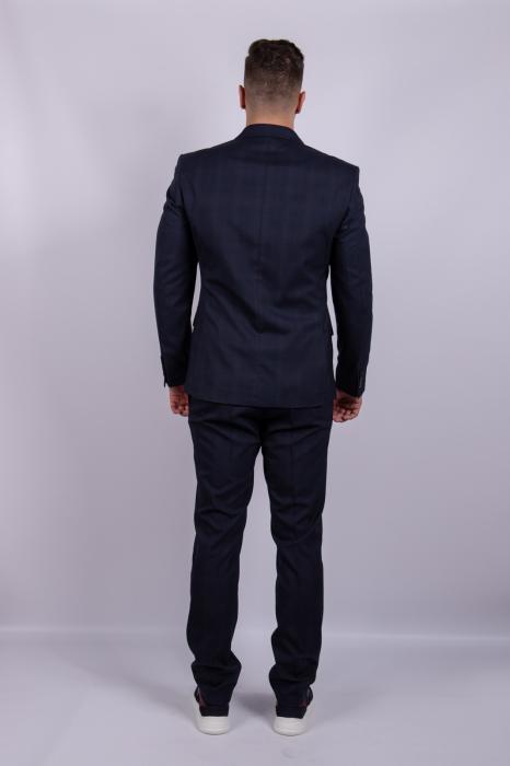 Costum PLAID Business  pentru barbati 4