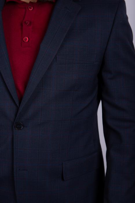 Costum PLAID Business  pentru barbati 3