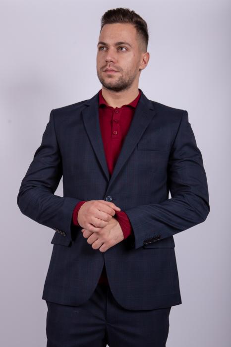 Costum PLAID Business  pentru barbati 1