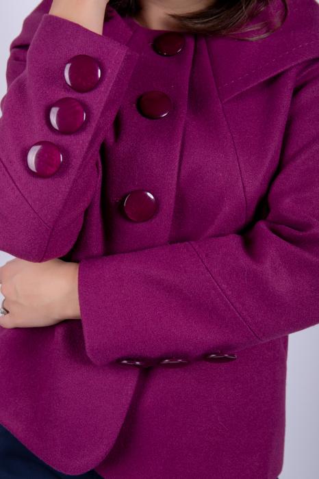 Palton CHLOE de dama scurt 1