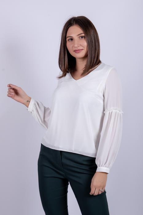 Bluza WHITE OFFICE de dama 0