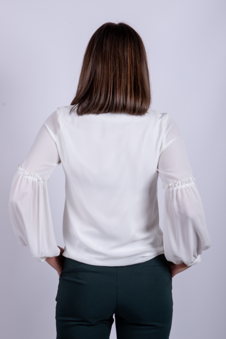 Bluza WHITE OFFICE de dama 5