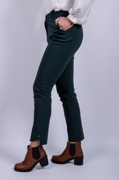 Pantaloni HIGH WAISTED  dama 4