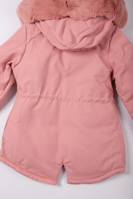 Geaca FAYR de culoare roz [4]