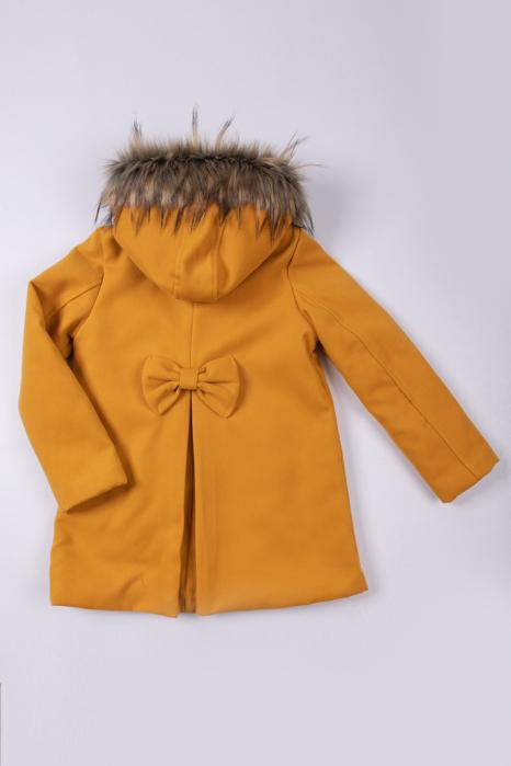 Palton KELSA cu gluga 2