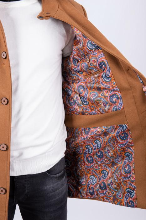Palton LUCA de barbati 2