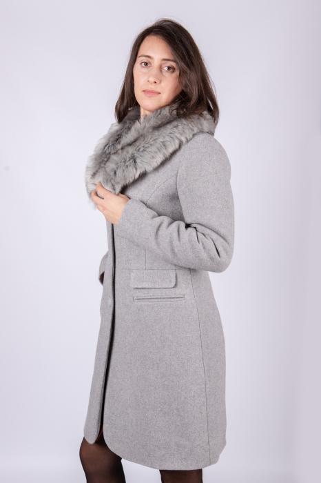 Palton ROSY de dama 3