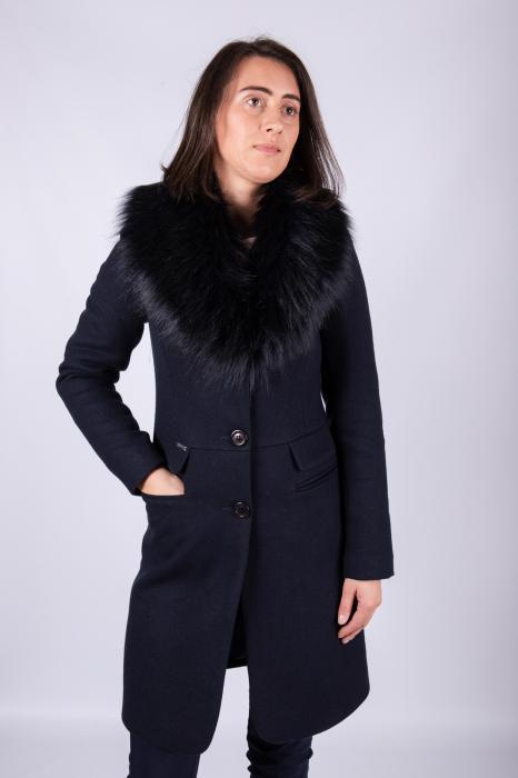 Palton ROSY de dama 0