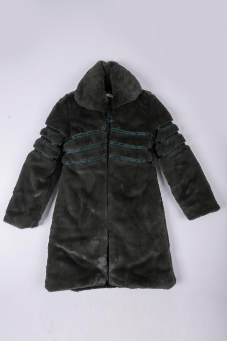 Palton SARAH din blana artificiala [1]