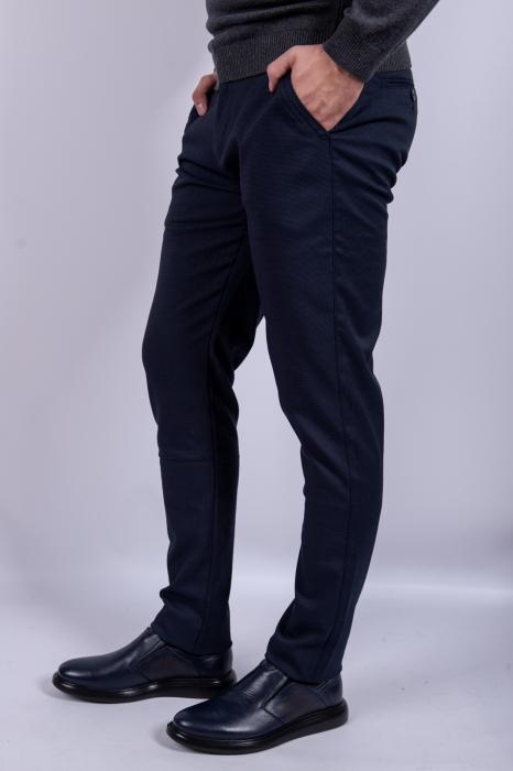 Pantaloni casual BLEUMARIN de barbati 1