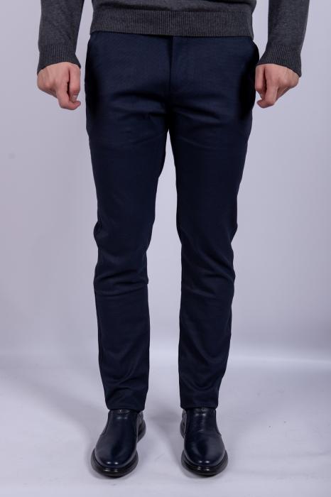 Pantaloni casual BLEUMARIN de barbati 0